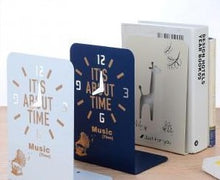 Serre-livres, about TIME
