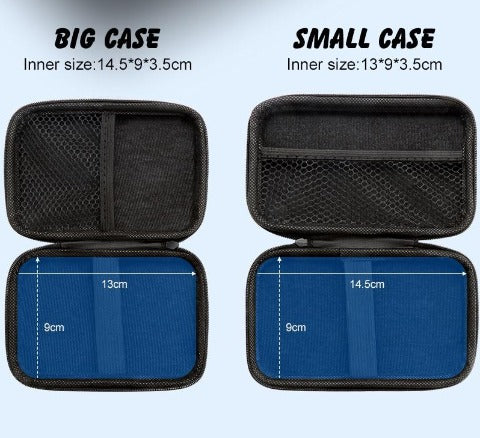 Pouch Bag Travel Pouch External Hard Disk Protection Storage Bag