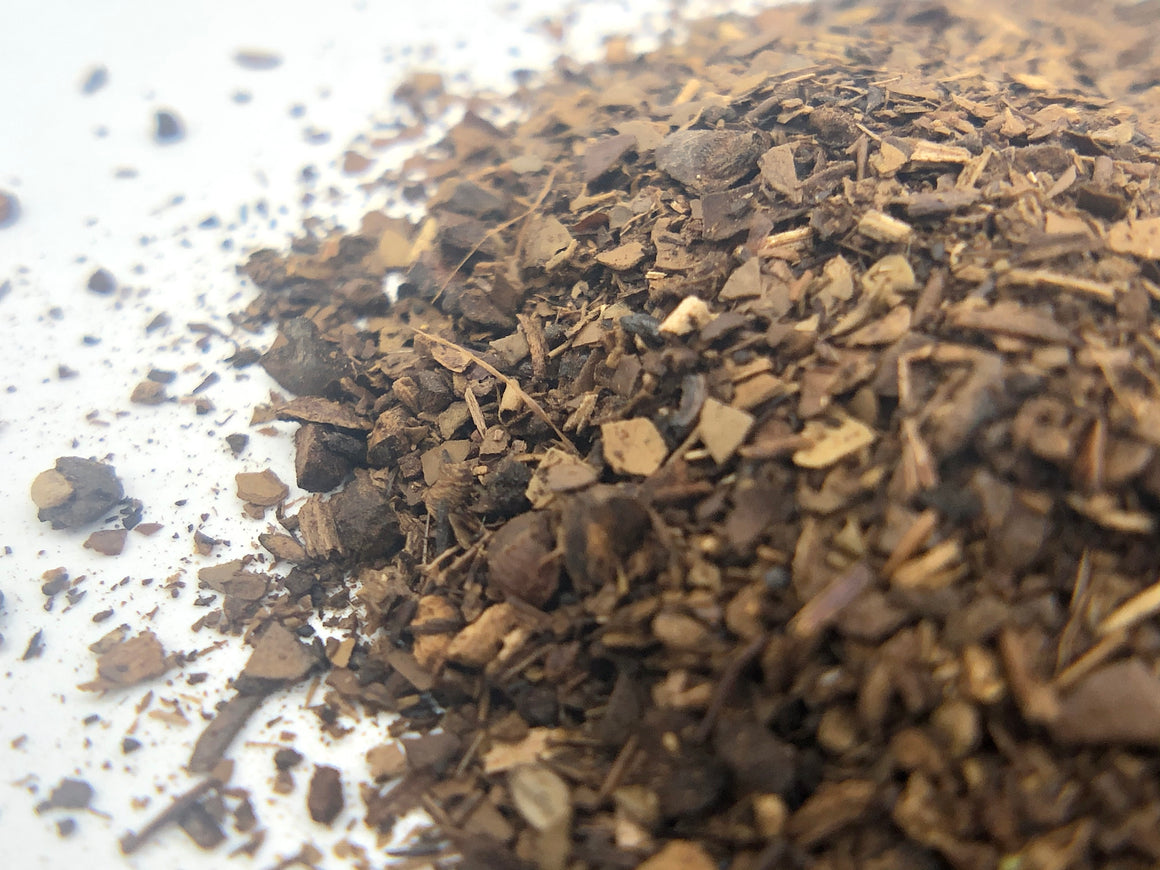 Dark Roast Yerba Maté - Organic/Fair trade
