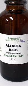 ALFALFA LEAF LIQUID EXTRACT