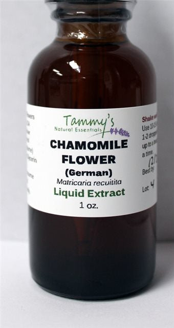 CHAMOMILE FLOWER LIQUID EXTRACT