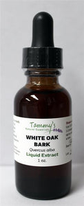 WHITE OAK BARK LIQUID EXTRACT