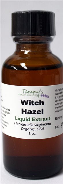WITCH HAZEL LEAF LIQUID EXTRACT