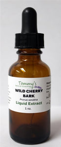WILD CHERRY BARK LIQUID EXTRACT