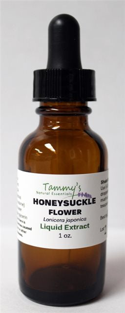 HONEYSUCKLE FLOWER (JIN YIN HUA) LIQUID EXTRACT