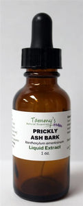 PRICKLY ASH BARK LIQUID EXTRACT