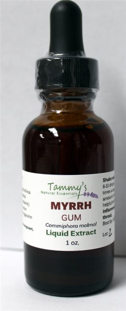 MYRRH GUM LIQUID EXTRACT