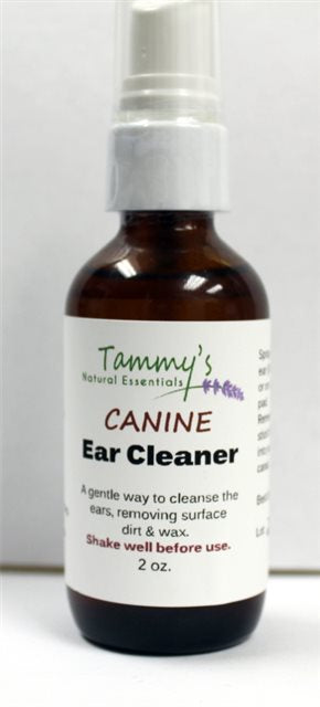 Canine Ear Cleaner