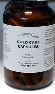 COLD CARE HERBAL CAPSULES