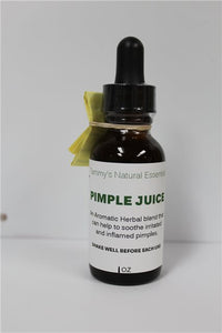 Herbal Pimple Juice