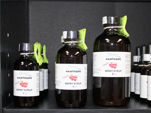 HAWTHORN (HEART) BERRY SYRUP  Extract Combination