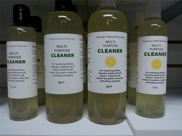 Multi-purpose Lemon Cleaner