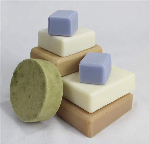 OLIVE OIL & ALOE GEL SOAP