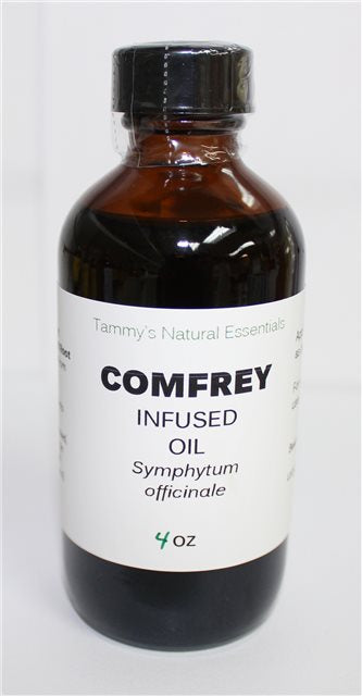 Comfrey Infused Oil