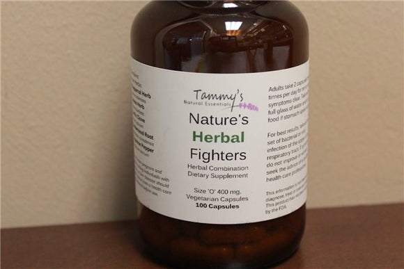 NATURES HERBAL FIGHTERS
