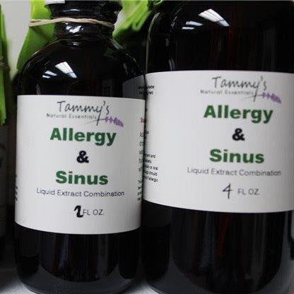 ALLERGY & SINUS EXTRACT COMBINATION