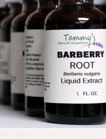 BARBERRY ROOT LIQUID EXTRACT