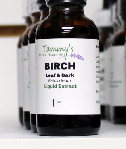BIRCH LEAF & BARK LIQUID EXTRACT