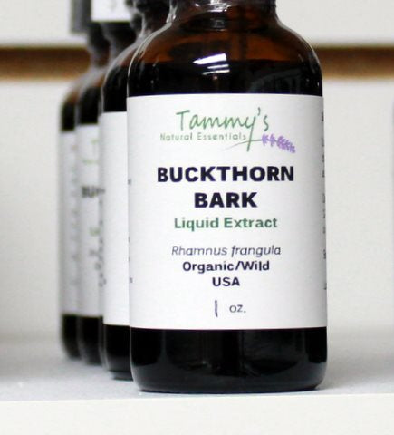BUCKTHORN BARK LIQUID EXTRACT