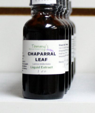 CHAPARRAL LEAF LIQUID EXTRACT