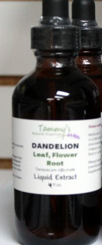 DANDELION LIQUID EXTRACT