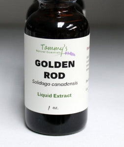 GOLDENROD HERB LIQUID EXTRACT