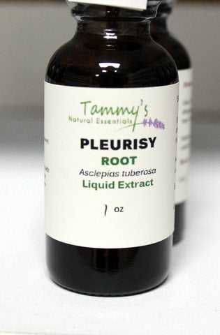 PLEURISY ROOT LIQUID EXTRACT