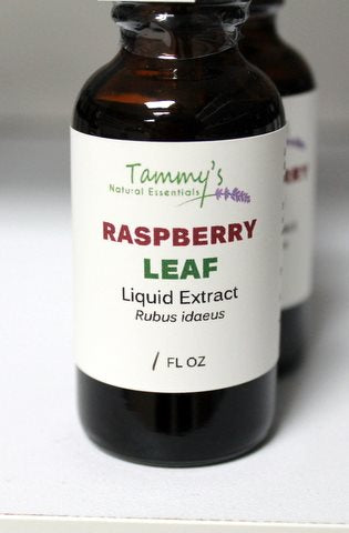 RASPBERRY LEAF LIQUID EXTRACT