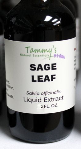SAGE LEAF LIQUID EXTRACT