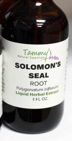 SOLOMON'S SEAL ROOT LIQUID EXTRACT