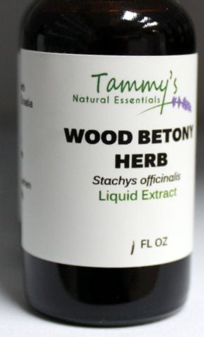 WOOD BETONY HERB LIQUID EXTRACT