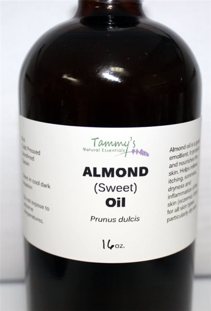 Almond Oil (Sweet)