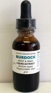 BURDOCK (ROOT) Liquid Extract