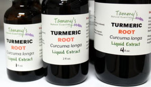 TURMERIC (Root) LIQUID EXTRACT