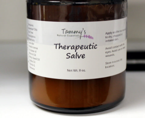 THERAPEUTIC SALVE Tattoo & Piercings