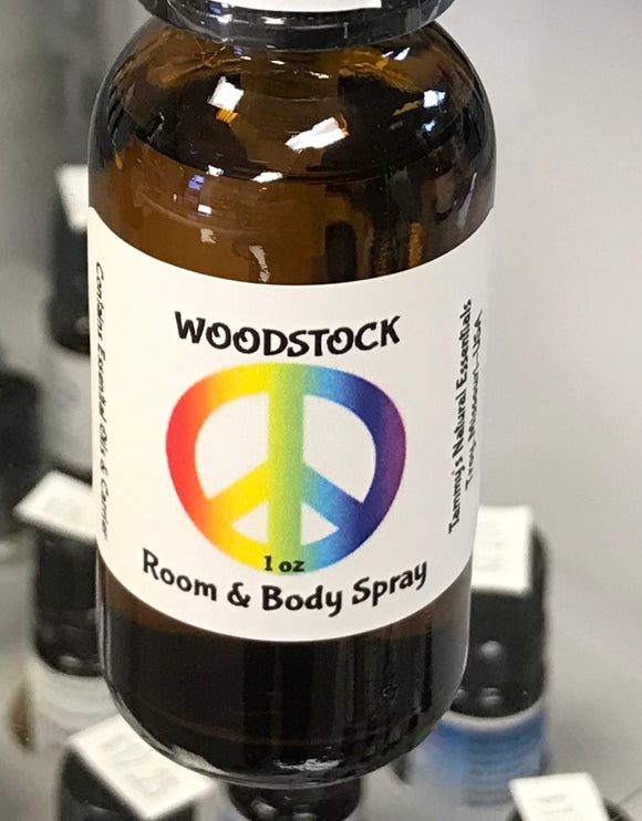 WOODSTOCK Spray