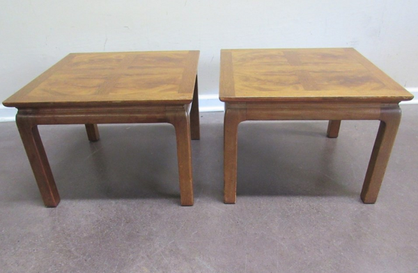 HENREDON HERITAGE SIDE TABLES