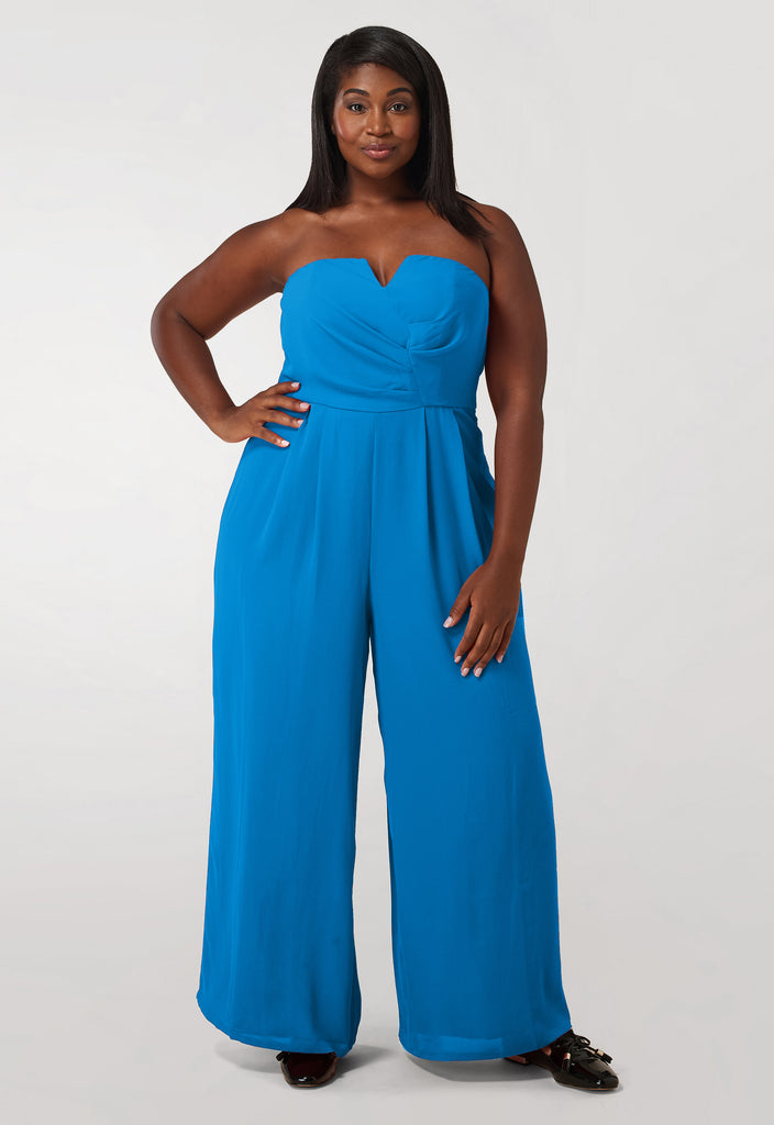 Blue Magic Jumpsuit