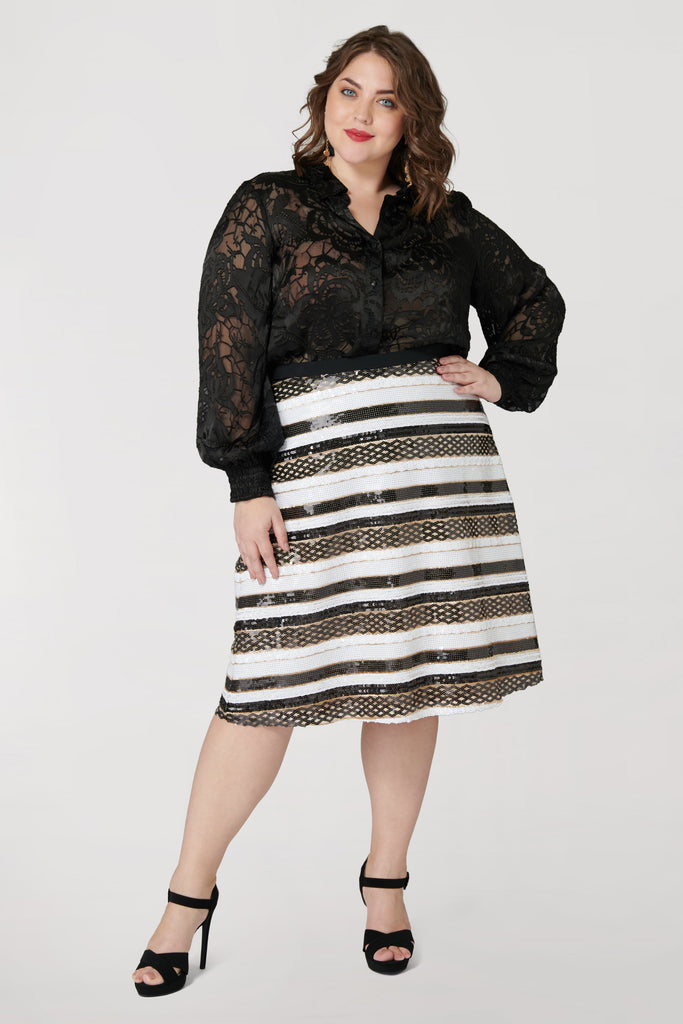 Flippy Aline Skirt