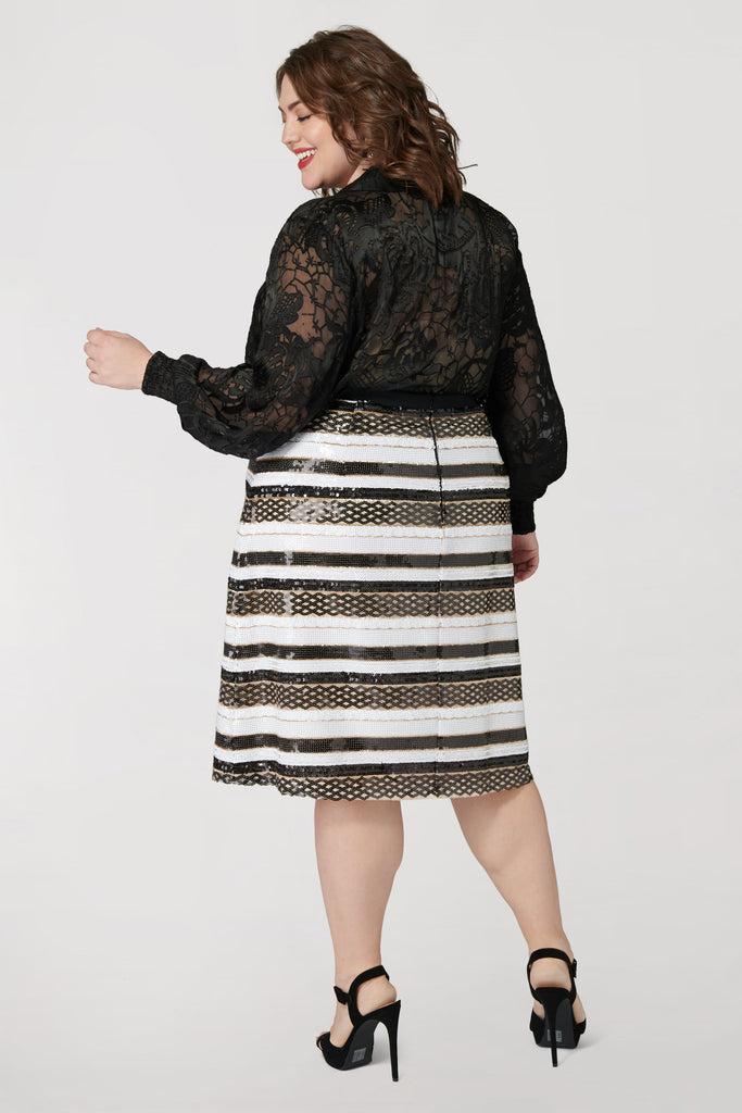 Flippy Aline Skirt - **30% off with discount code Winter30**