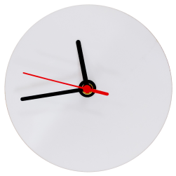 Clock - MDF - Round - 20cm Wall Clock