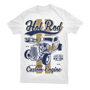 Hot Rod New York Unisex T-Shirt