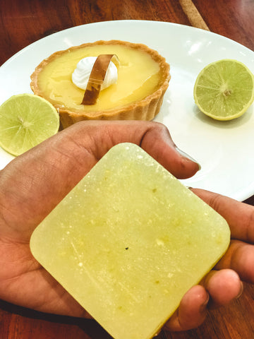 Lemon Mango Face and Body Bar