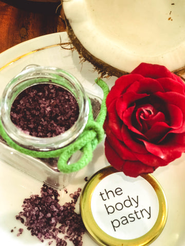 Rose Coco Face Scrub