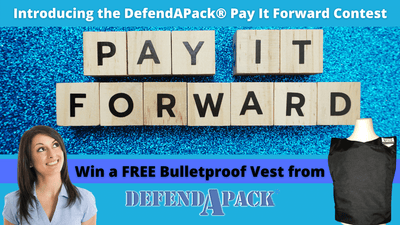 DefendAPack® Pay It Forward Contest