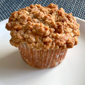Apple Caramel Crunch Muffin - Jumbo