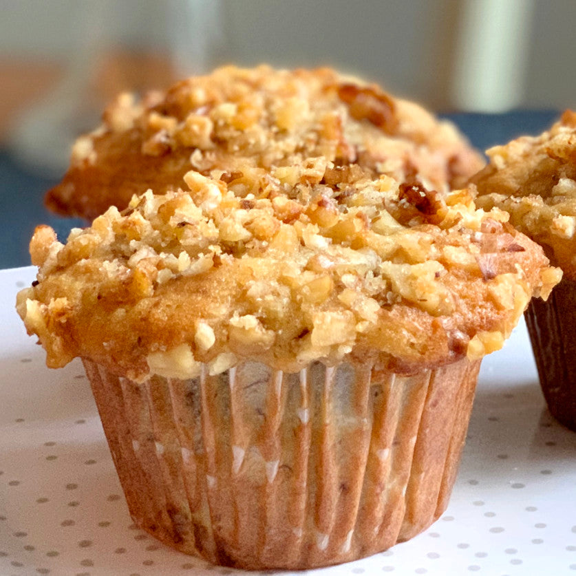 Banana Nut Muffin - Jumbo