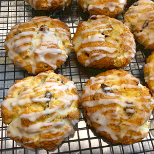 Cranberry Orange Scones - Jumbo