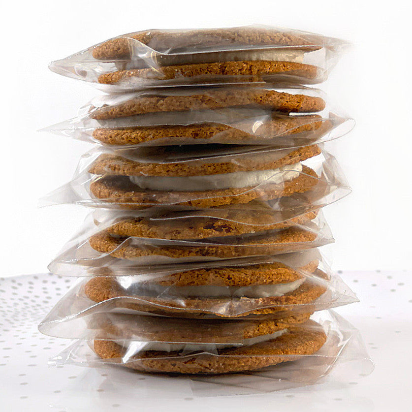 Spiced Molasses Sandwich Cookies - Large