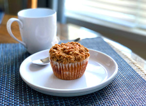 Oatmeal Crunch Muffin - Jumbo
